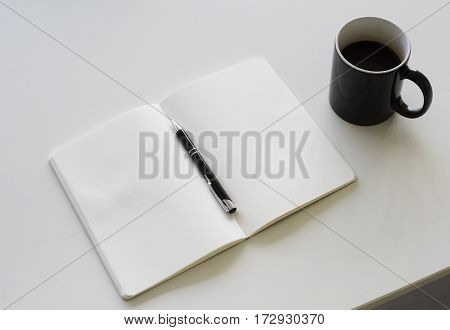 Diary Minimal Creative Ideas Memo