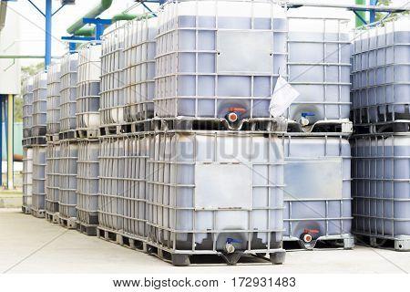 Big Barrels