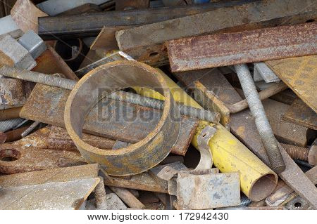 scrap iron profiles group objects industries theme