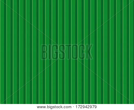 Green vertical background on a horizontal format