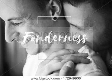 Amor Fonderness Happiness Love Forever