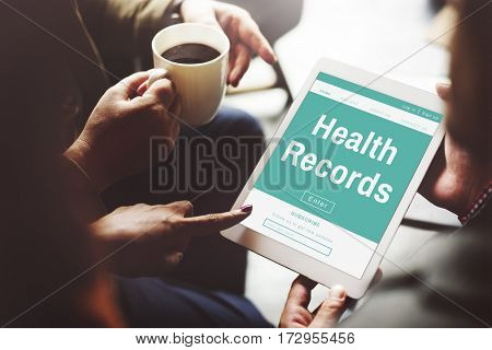 Health Records History Safety Diagnostic Risk