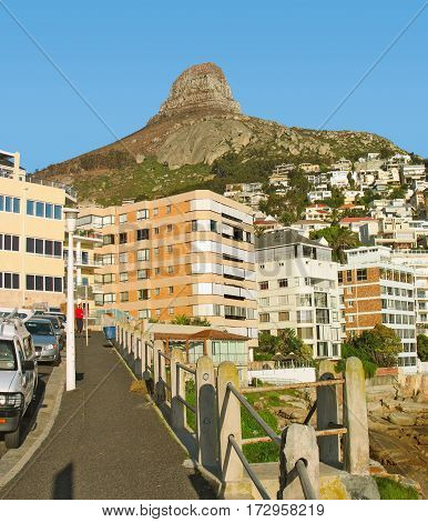 BANTRY BAY, CAPE TOWN SOUTH AFRICA 12ayyt
