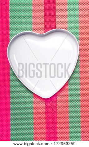 Happy Valentines Day background. Heart