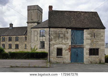 Brimscombe Mill & Salt Store