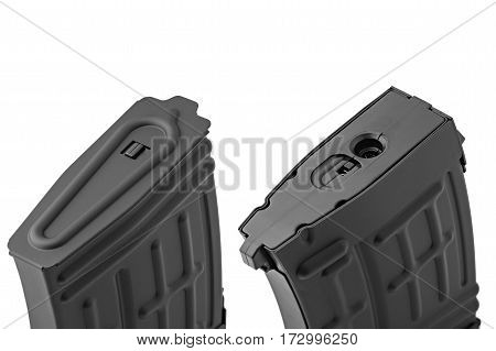 clip box of ammunition clip box of ammunition