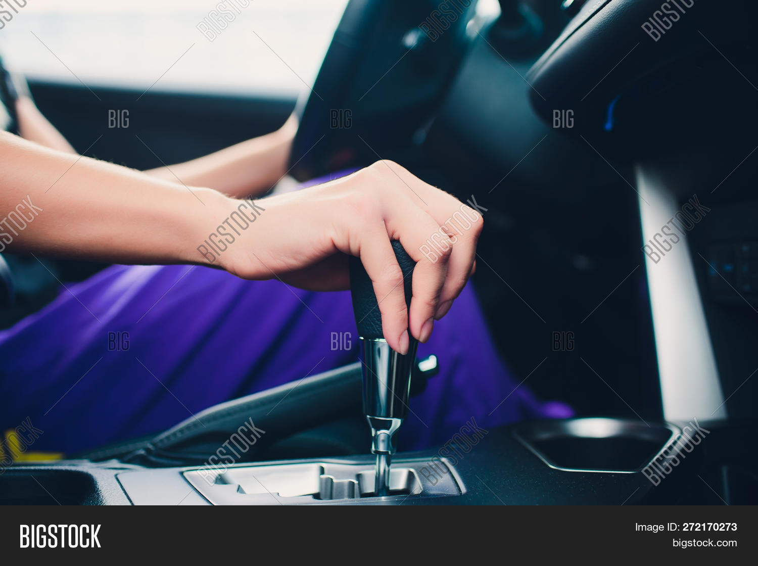 Close Young Woman Hand Image & Photo (Free Trial) | Bigstock