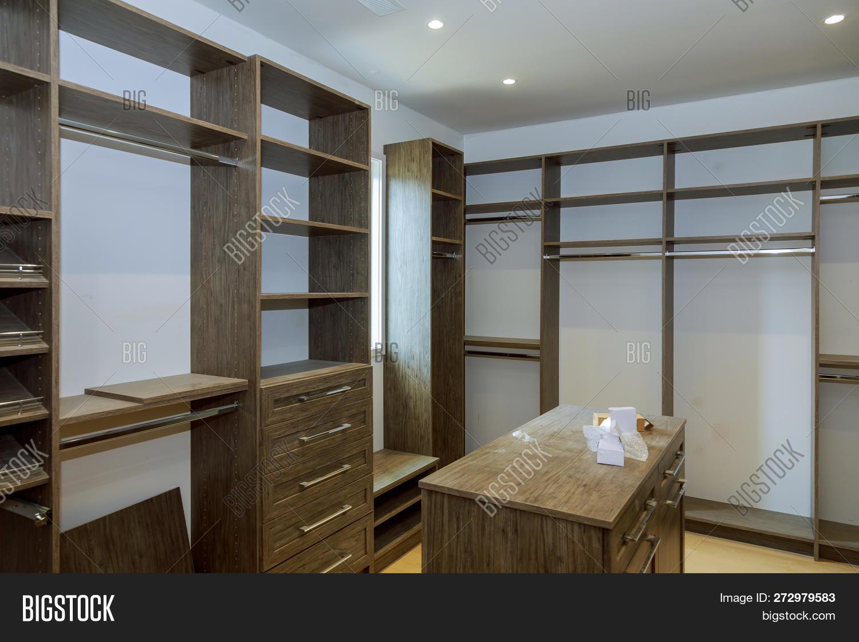 Bedroom Closet Storage Image & Photo (Free Trial) | Bigstock
