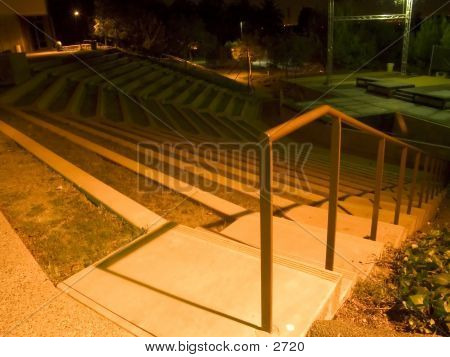 Amphitheatre Stairs