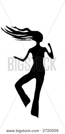 Bailarina de Club 1