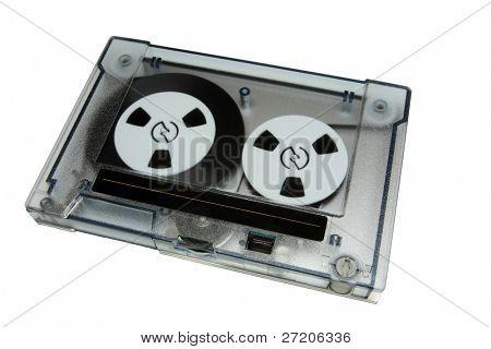 Data Cartridge - isolated on white