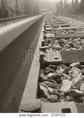 Railroad Nails