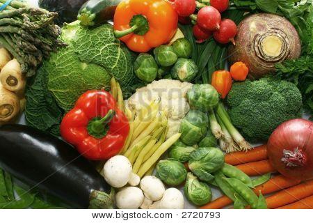 Misto di verdure