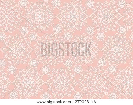 Pastel Rosy Christmas Vector Photo Free Trial Bigstock