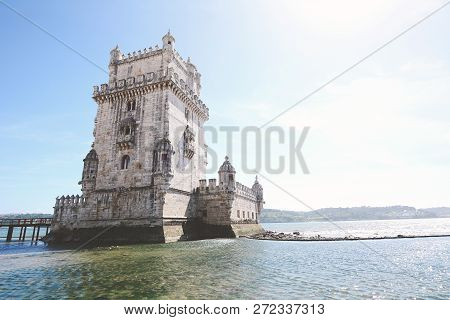 Tower Of Belén - Lisbon, Portugal.