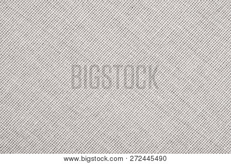 Abstract Grey Fabric Texture Background. Book Cover