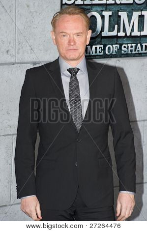 WESTWOOD, CA - DECEMBER 6: Actor Jared Harris arrives at the premiere of