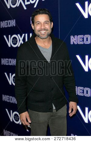 LOS ANGELES - DEC 5:  Jon Huertas at the