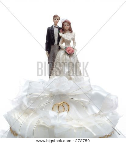 Wedding Statues