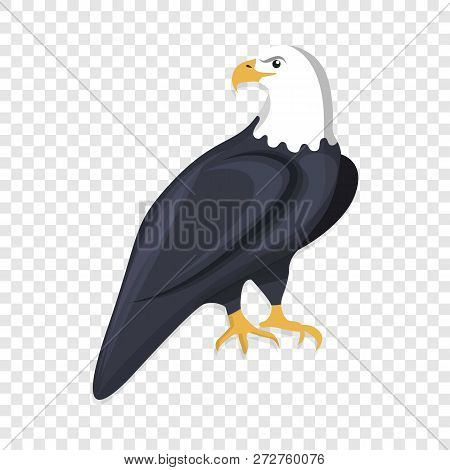 Eagle Icon. Cartoon Of Eagle Vector Icon For Web Design