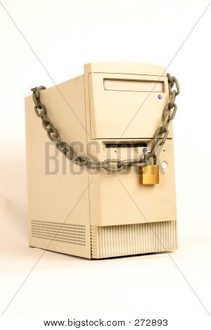 Computer Locked Up