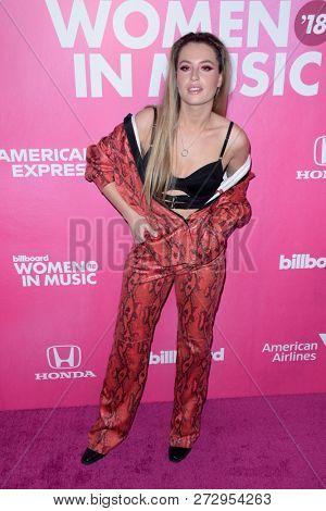 NEW YORK - DEC 6: Cari Fletcher attends Billboard's 13th Annual Women in Music event on December 6, 2018 at Pier 36 in New York City.