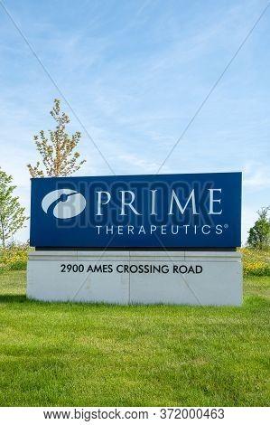 Prime Therapeutics Exterior And Trademark Logo