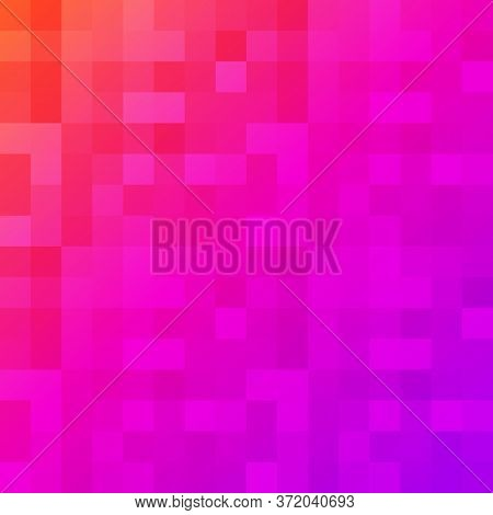 Colorful Smooth Gradient Color Background Squere Wallpaper. Inspired By Instagram New Logo 2016. Vec