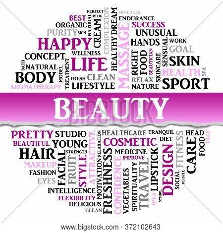 Beauty Concept Vector Photo Free