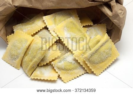 Tortello Green Ricotta And Spinach Fresh Egg Pasta Pasta