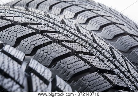 Winter Tire Directional Rubber Tread, Wheels For Cars