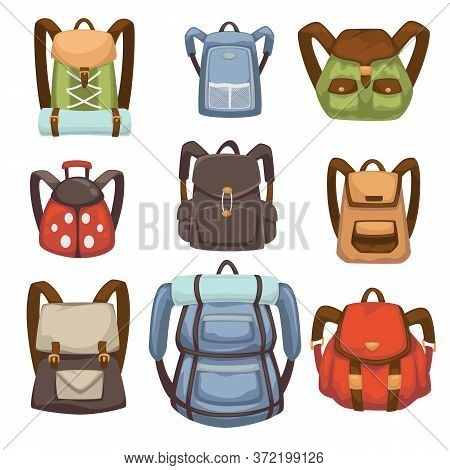 Satchels For School Or Traveling, Travel Bags Set