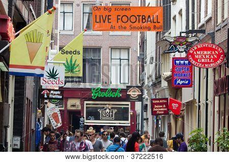 Amsterdam Streetscene