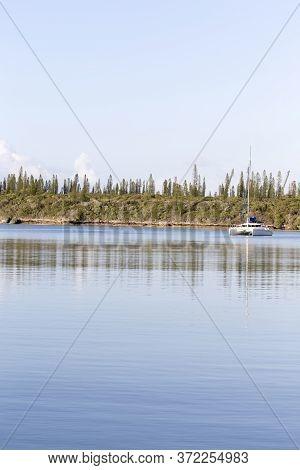 View Of Ile Des Pins Coast
