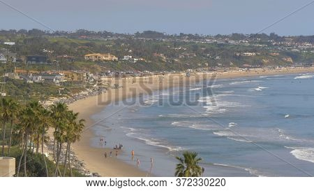 The Coastline Of Malibu - Malibu, United States - March 29, 2019