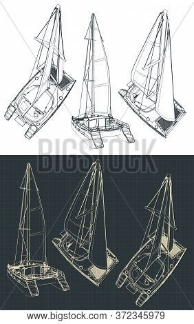 Catamaran Sketches