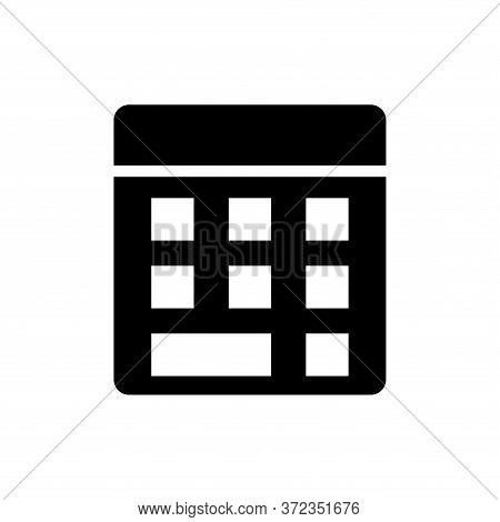 Calculator Icon Vector Design Templates