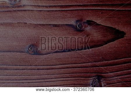 Wooden Background Of Burnt Wood. Old Wooden Background, Burnt Wood Texture, Rustic Style Banner. Bur