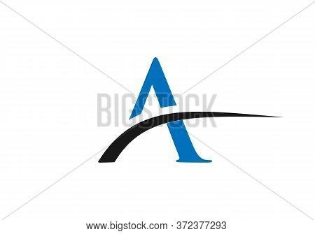 A Logo, A Logo Design, Initial A Logo, Circle A Logo, Real Estate Logo, Letter A Logo
