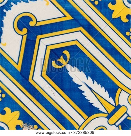 Traditional Portuguese Decorative Tiles