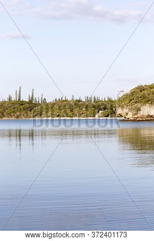 Coast View Of Ile Des Pins