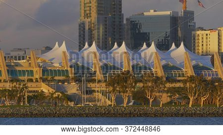San Diego Convention Center - San Diego, Usa - March 18, 2019