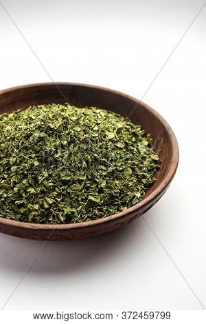 Feugreek Leaves Dried Or Kasuri Methi
