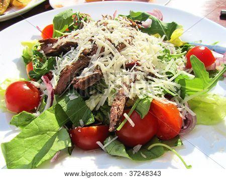 Meat salat