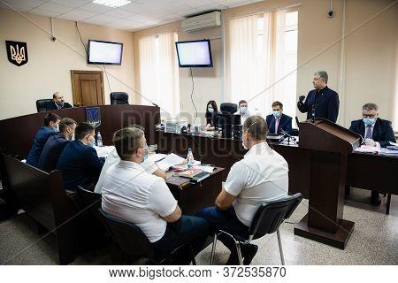 Political Persecution Of 5Th President Of Ukraine Petro Poroshenko