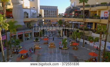 The Hollywood And Highland Center In Los Angeles - Los Angeles, Usa - April 21, 2017