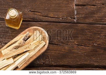 Oil Of Palo Santo - Bursera Graveolens