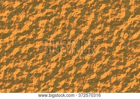 Beautiful Grainy Surface With Some Relievo Digitally Made Background Texture Illustration