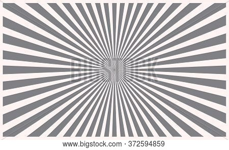 Vector Spiral Color Grey For Background. Grey Spiral Vector Isolated On White Background. Spiral Bac