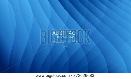 Blue Polygon Background2020-7